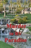img - for Murder in RV Paradise (A Logan & Cafferty Mystery/Suspense Novel) by Jean Henry Mead (2014-03-23) book / textbook / text book
