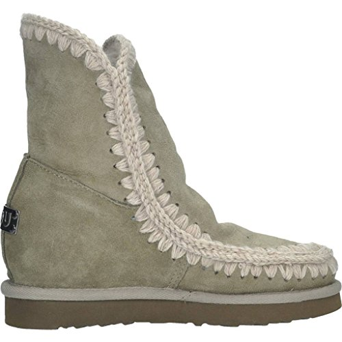 Chaussures Taupe Taupe Marron MOU MOU Chaussures Chaussures Marron zw7nqf