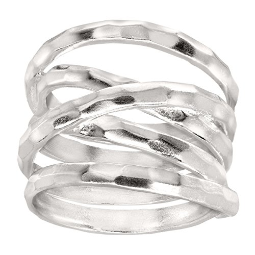 Silpada Jewelry (Silpada 'Wrapped Up' Sterling Silver Ring, Size 10)