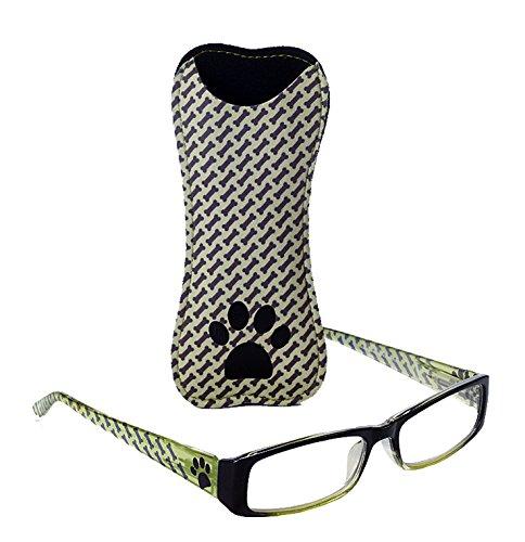 Select A Vision Dog Bone Readers By Select A Vision   2 00  Green