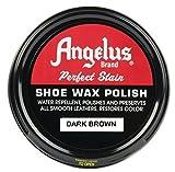 Angelus Shoe Wax Polish 3fl Oz ( Color Variety) (Dark Brown)