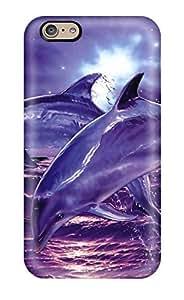 UniqueBox - Customized Personalized White Hard Plastic 5c Case, The Joker, Batman Logo, Batman iPhone 5C case, Only Fit iPhone 5C Case