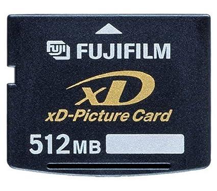Fujitsu Memory Card xD Picture Card 512MB Memoria Flash 0,5 ...