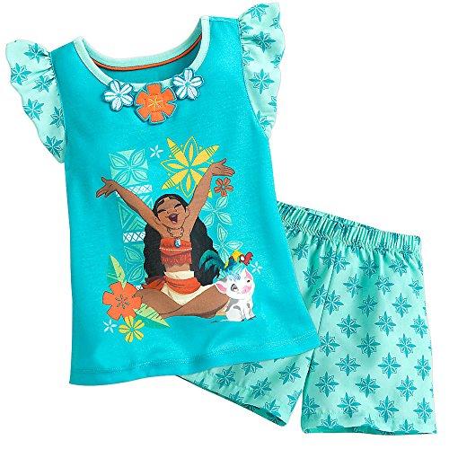 Disney Moana Short Sleep Girls product image