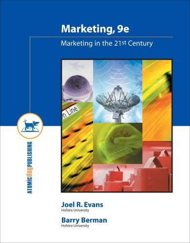Marketing in the 21st Century (Marketing, Ninth Edition)