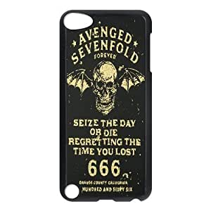 iPod Touch 5 Phone Case Black Avenged Sevenfold MHF9904589