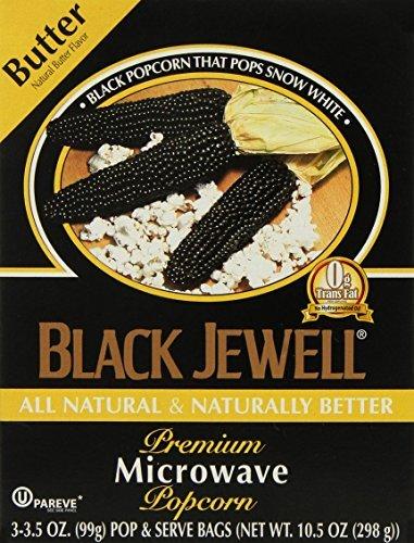 Black Jewel Premium Microwave Popcorn by Black Jewell (Black Jewel Popcorn Microwave compare prices)