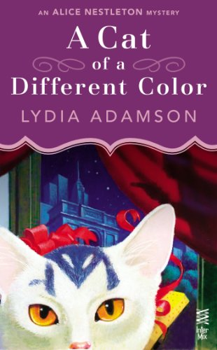book cover of A Cat of a Different Color