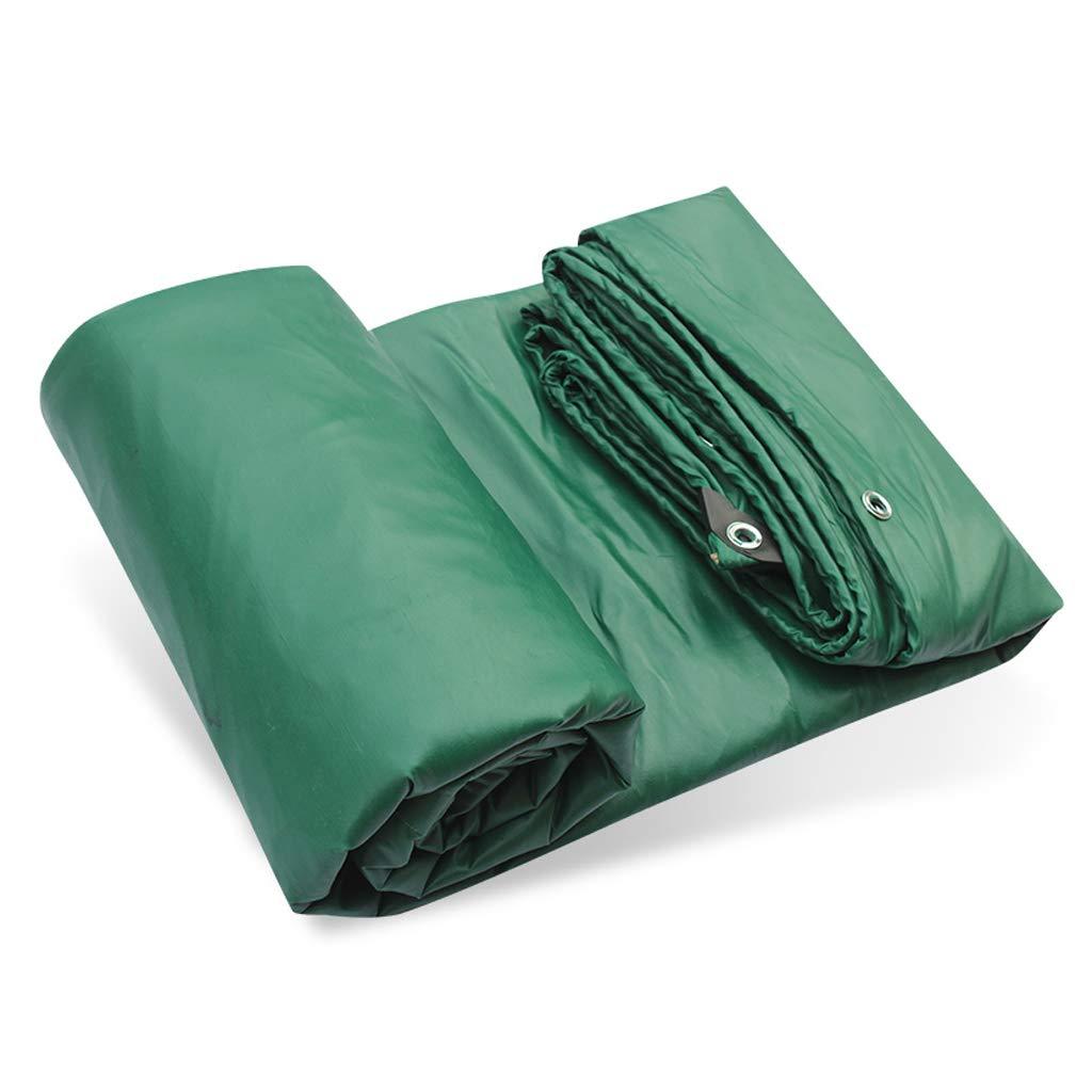 Zeltplanen PVC-Plane Regendichtstoff Wasserdichter Poncho-Markise Dickes Segeltuch Linoleum Shade Sonnenschutztuch - Multi Größe Options (größe   3  3M)