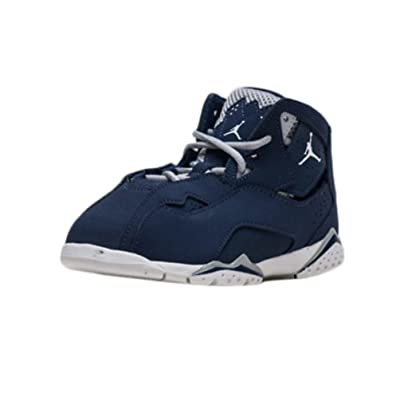 buy popular a6c02 e0adf Jordan True Flight BP Preschool Basketball Shoes Navy ...