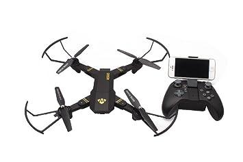 Potensic Mini Drohne Faltbar FPV RC Quadrocopter mit HD WiFi Kamera Live