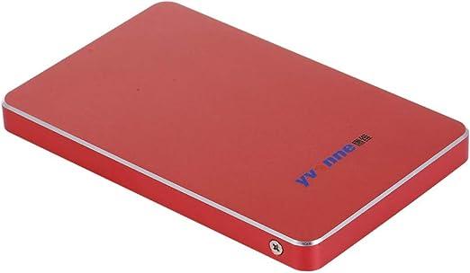 KKmoon 60GB 2.5インチ USB 3.0 HDD外付けモバイルハードドライブ ポータブル HDD外付ハードディスクドライブ PC/PCデスクトップ/ラップトップに対応