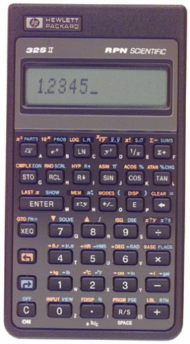 HP 32Sii Scientific Calculator
