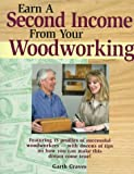 : Earn a Second Income from Your Woodworking
