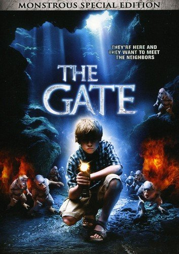 DVD : The Gate (Special Edition, Dolby, , Widescreen)