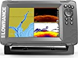 Lowrance HOOK2 7 – 7-inch Fish Finder with SplitShot Transducer and US Inland Lake Maps Installed For Sale