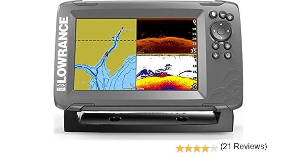 Hook2-7 Combo, Inland Maps, DownScan: Amazon.es: Deportes y aire libre