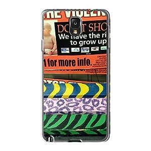 KaraPerron Samsung Galaxy Note3 Excellent Hard Cell-phone Case Unique Design Vivid Rise Against Image [wkZ9751MDnG]