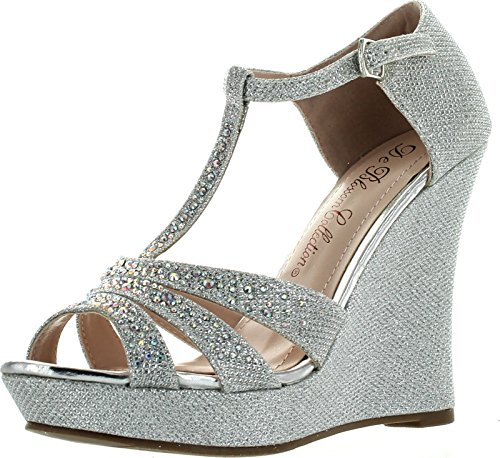 Wedding Shoes Wedges - 4