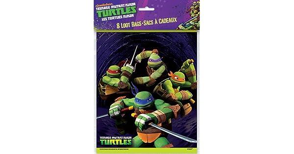 Amazon.com: Tortugas Ninja mutantes adolescentes, Goodie ...