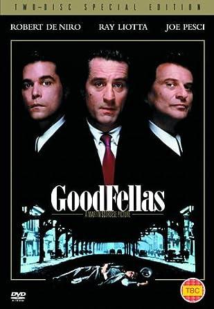 Goodfellas 2 Disc Special Edition 1990 Dvd