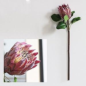 High-end model beautifully large flower of Republika Srpska, flower designer boutonniere boutique emulation flower 65cm Height 52