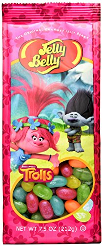 DreamWorks Trolls Jelly Beans - 7.5 oz Gift Bag