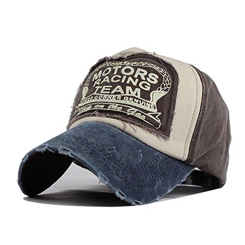 New Levis Camo (Spring Cotton Cap Baseball Cap Snapback Hat Summer Cap Hip Hop Fitted Cap Hats For Men Women Grinding Multicolor (Color Gray))