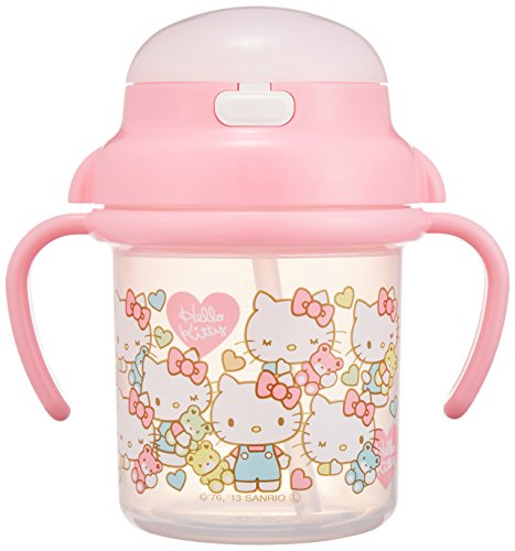 Sanrio Hello Kitty Baby Bottle - Hello Kitty 【Straw Mug】Baby Japan import