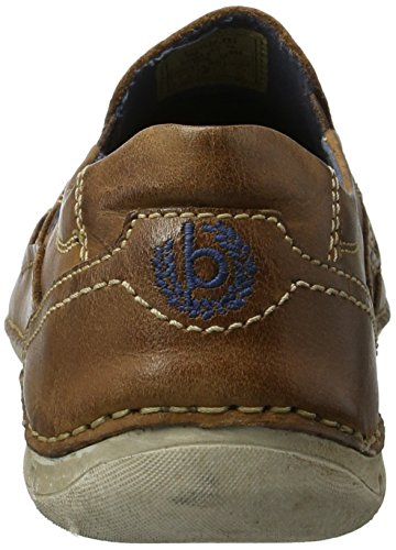 Bugatti Men's K18644 Loafers Brown (Cognac 644) TG6Md6