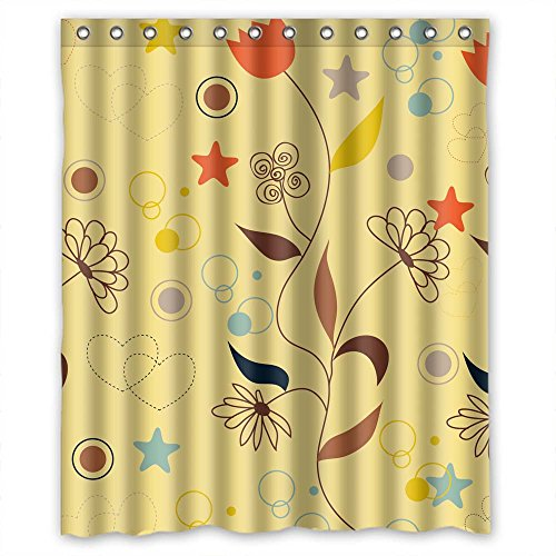 zeezon-the-flower-christmas-shower-curtains-of-polyester-width-x-height-60-x-72-inches-w-h-150-by-18