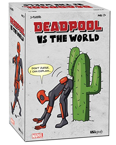 Deadpool vs The World]()
