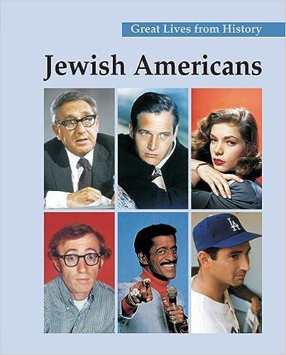 E-Books zum kostenlosen Download Great Lives from History: Jewish Americans (4 Volume Set) in German PDF RTF