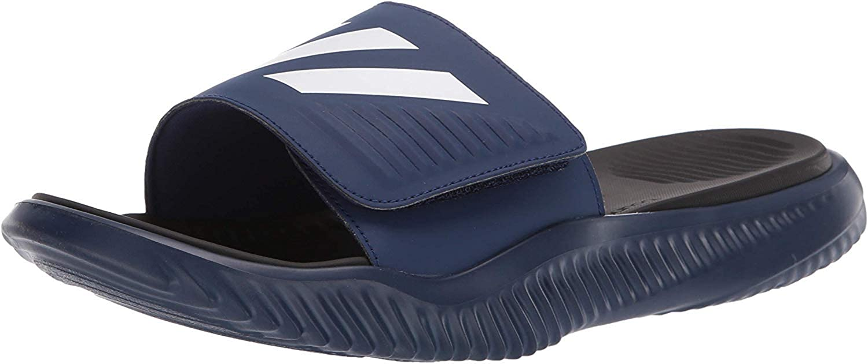 adidas men's alphabounce slides