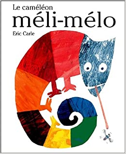 Book Le Cameleon Meli-Melo (French Edition)