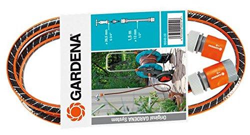 GARDENA 18040 Anschlussgarnitur Flex 1/2