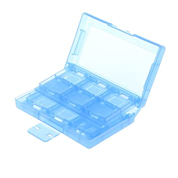 Baoblaze 24 en 1 Game Case Tarjetas de Memoria Caja ...