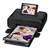 Office Products : Canon SELPHY CP1300 Wireless Compact Photo Printer with AirPrint and Mopria Device Printing, Black