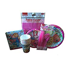 Shopkins Deluxe Party Supply Pack for 8 Guests