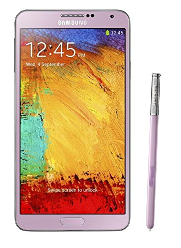 Samsung Galaxy Note 3 III N900 32gb Pink Factory Unlocked Android Cell