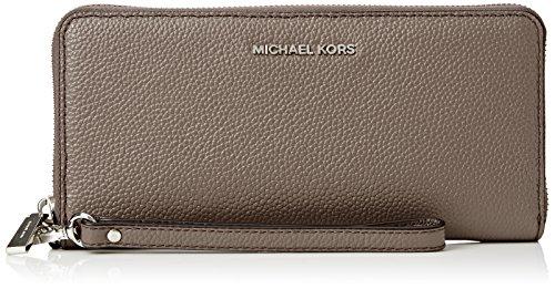 MICHAEL Michael Kors Women's Mercer Continental Wallet (Cinder) by Michael Kors