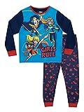 DC Comics Girls' DC Superhero Girls Pajamas
