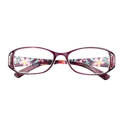 19a686b9726a97 Inlefen Dames de mode portent des lunettes de pâtes Lunettes de lecture  anti-fatigue Force optionnelle +1.00 à +4.00  Amazon.fr  Vêtements et  accessoires