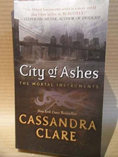 City of Ashes (Mortal Instruments, Book 2) pdf