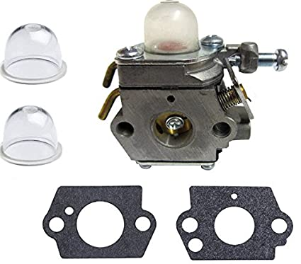 HOOAI New Carburetor 308054001 for Homelite UT-21506 UT-21907 UT-21546 UT-21566 UT-21947 UT21967 901552001 Mightylight String Trimmer Brushcutter