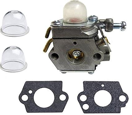 hooai nuevo carburador 308054001 para Homelite UT-21506 ut ...