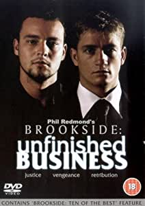 Brookside Unfinished Business 1982 Reino Unido Dvd