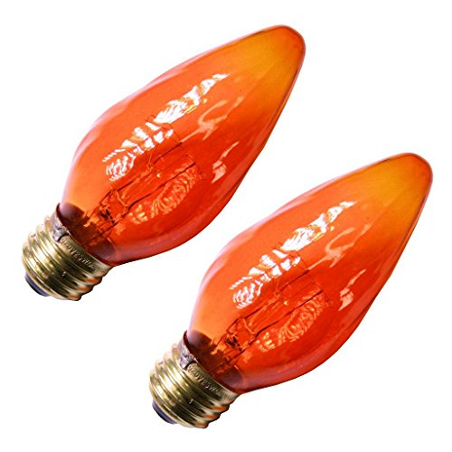 - Westinghouse 04037 - 25F15/A/CD2 F15 Decor Flame Tip Light Bulb