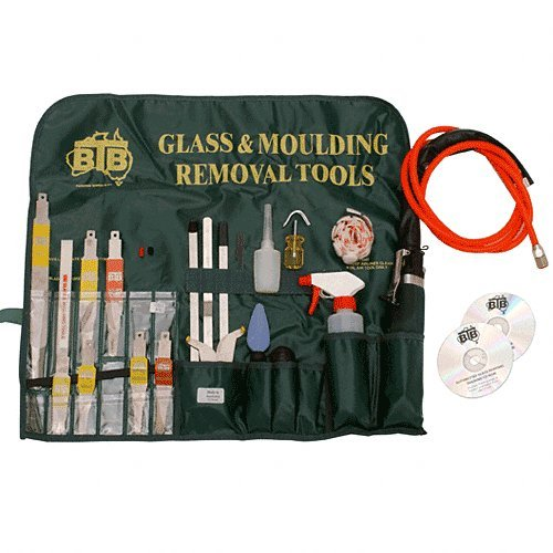 2011720 - CRL BTB Craftsman Auto Glass Removal 9 Blade Kit