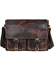 Crossbody Bags for Women, Clean Vintage Small Leather Messenger Bag Purse Handbag